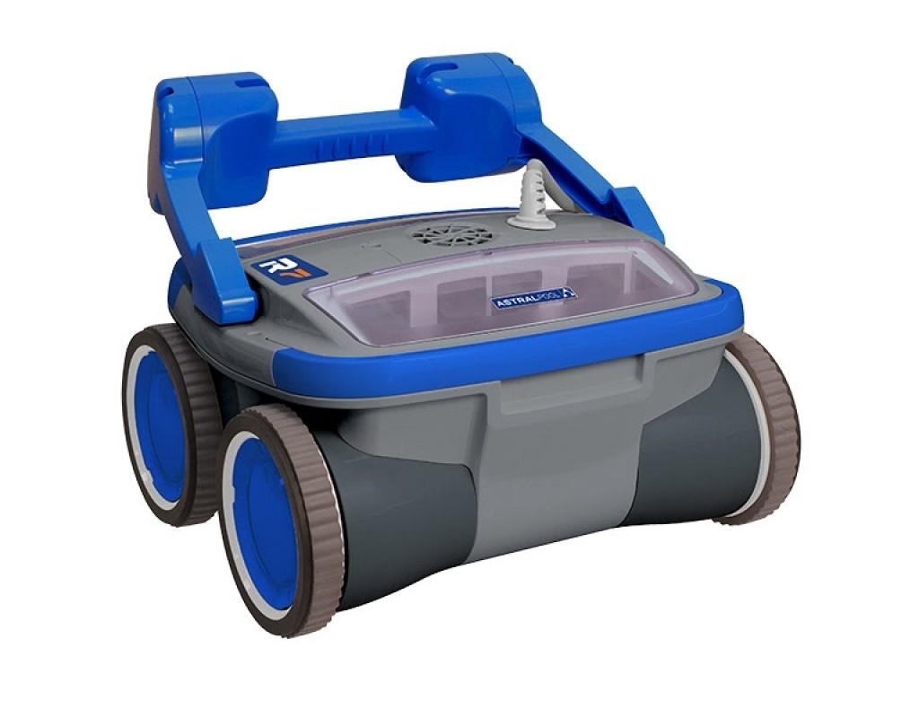 Robot piscina per pulizia fondo robot piscina r3 4x4 for Piscina 4x4