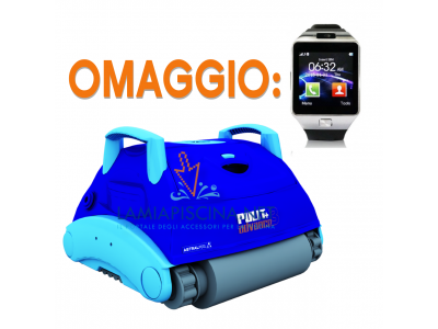 ROBOT PISCINA ASTRALPOOL PULIT ADVANCE + 3 + SMARTWATCH IN OMAGGIO