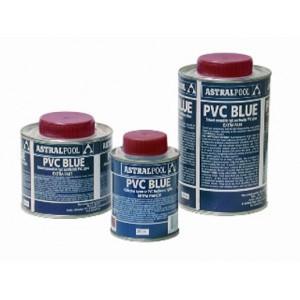 COLLA PER TUBI IN PVC PISCINA PVC-BLUE