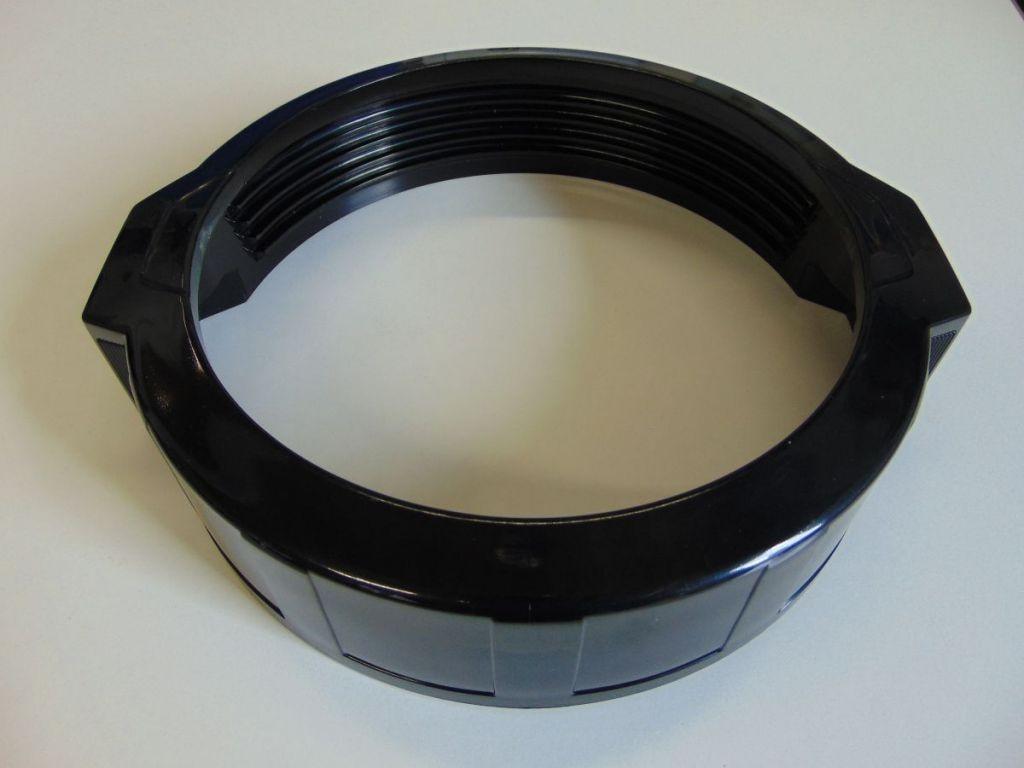 Ricambi filtri piscina ghiera chiusura per valvola for Filtri piscina