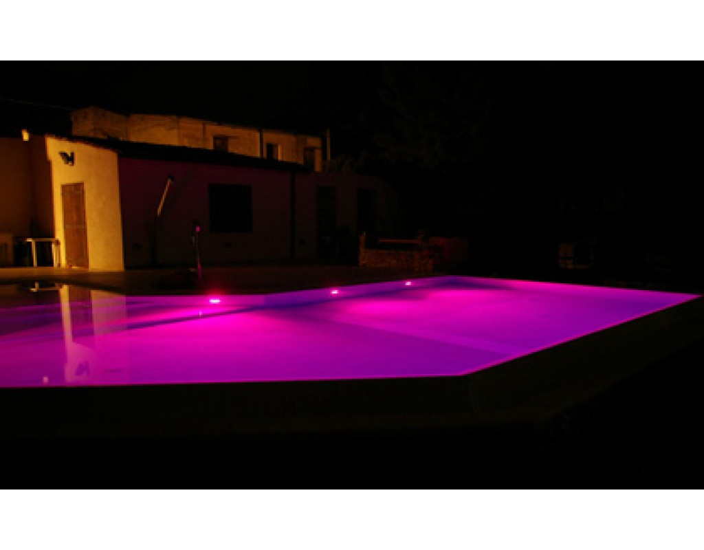 lampada piscina led colorata lumiplus astralpool