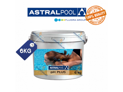 PH + PISCINA GRANULARE  ASTRALPOOL 6KG