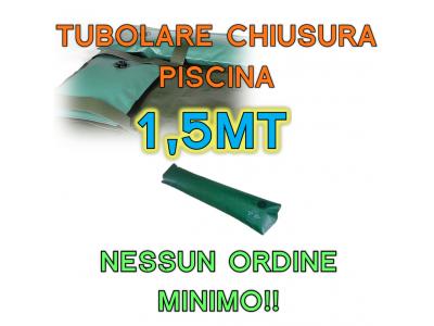 SALSICCIOTTI / SALAMOTTI PER COPERTURA PISCINA  1,5 mt (TUBOLARI PERIMETRALI)