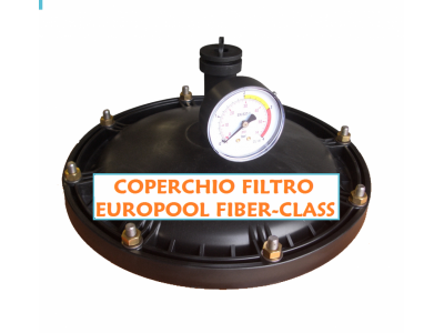 COPERCHIO FILTRO A SABBIA PISCINA EUROPOOL FIBER - CLASS