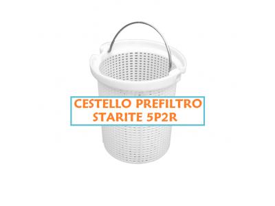 CESTELLO PREFILTRO POMPA PISCINA STA-RITE 5P2R