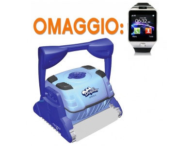 ROBOT PISCINA DOLPHIN SPRITE C KANEBO + SMARTWATCH IN OMAGGIO